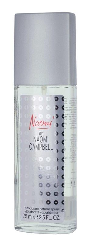 Naomi Campbell Naomi spray dezodor nőknek 75 ml
