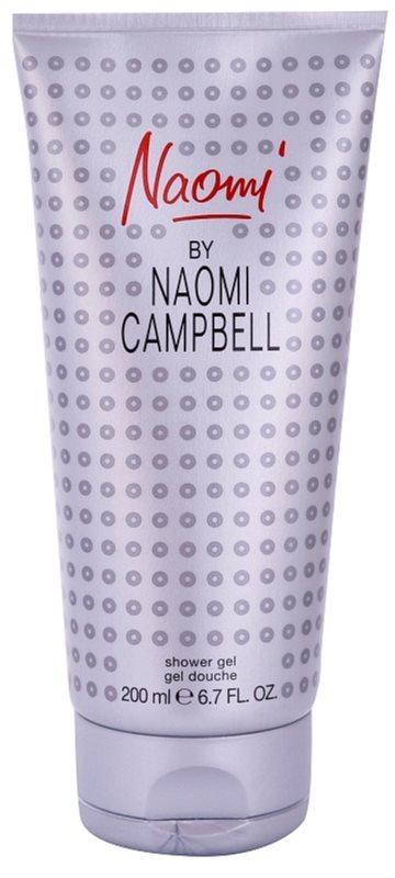Naomi Campbell Naomi sprchový gél pre ženy 200 ml