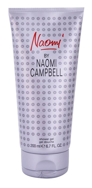 Naomi Campbell Naomi żel pod prysznic dla kobiet 200 ml