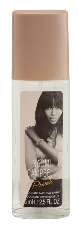 Naomi Campbell Private deodorant spray pentru femei 75 ml