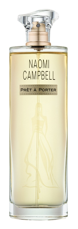 Naomi Campbell Prét a Porter eau de toilette per donna 100 ml