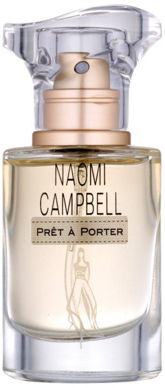 Naomi Campbell Prét a Porter Eau de Toilette for Women 15 ml