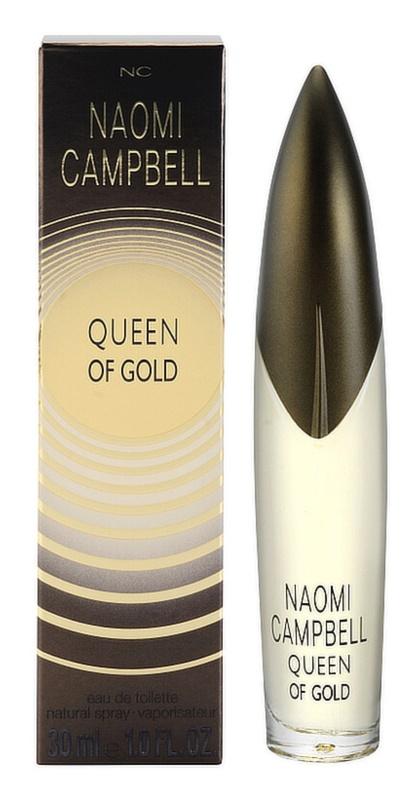 Naomi Campbell Queen of Gold eau de toilette nőknek 30 ml