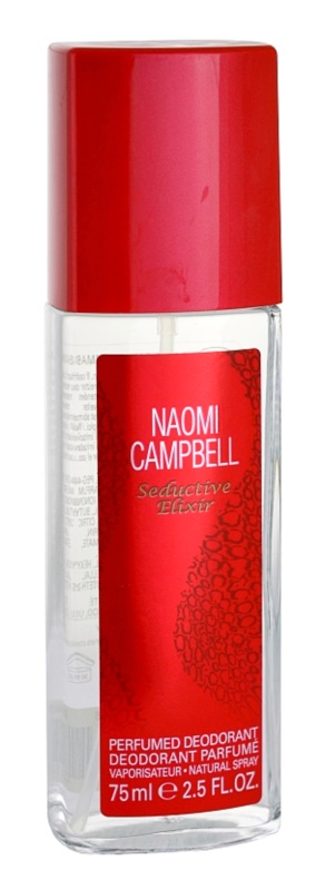 Naomi Campbell Seductive Elixir spray dezodor nőknek 75 ml