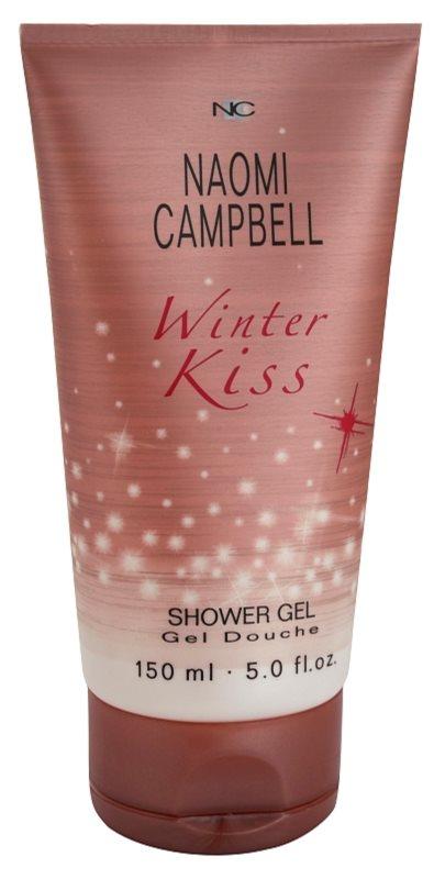 Naomi Campbell Winter Kiss Duschgel für Damen 150 ml