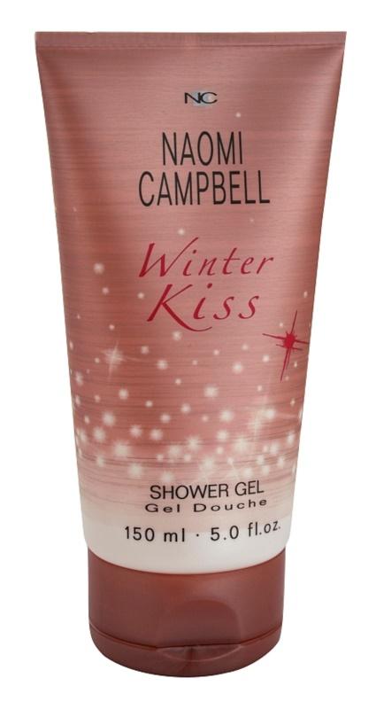Naomi Campbell Winter Kiss sprchový gel pro ženy 150 ml