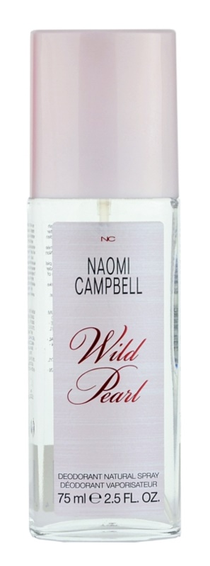 Naomi Campbell Wild Pearl Perfume Deodorant for Women 75 ml