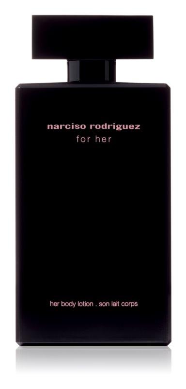 Narciso Rodriguez For Her Bodylotion  voor Vrouwen  200 ml