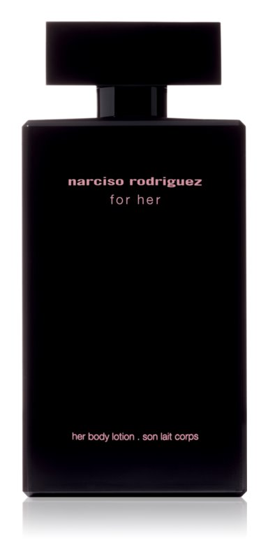 Narciso Rodriguez For Her lotion corps pour femme 200 ml