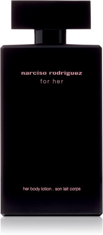 Narciso Rodriguez For Her testápoló tej nőknek 200 ml