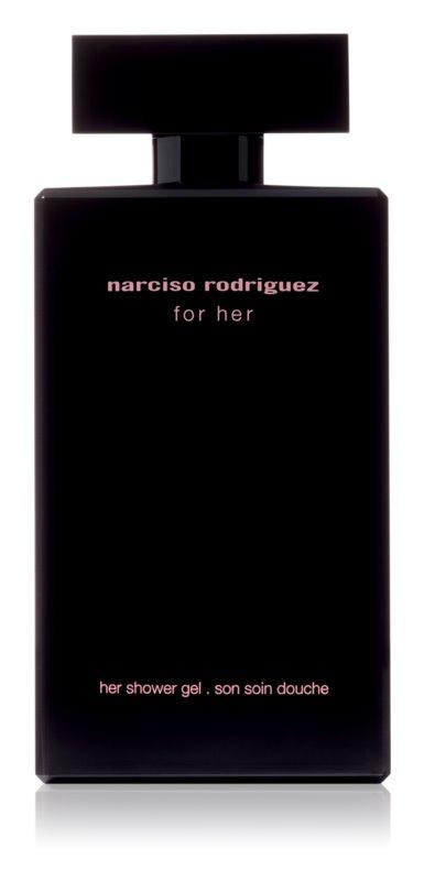 Narciso Rodriguez For Her Duschgel für Damen 200 ml