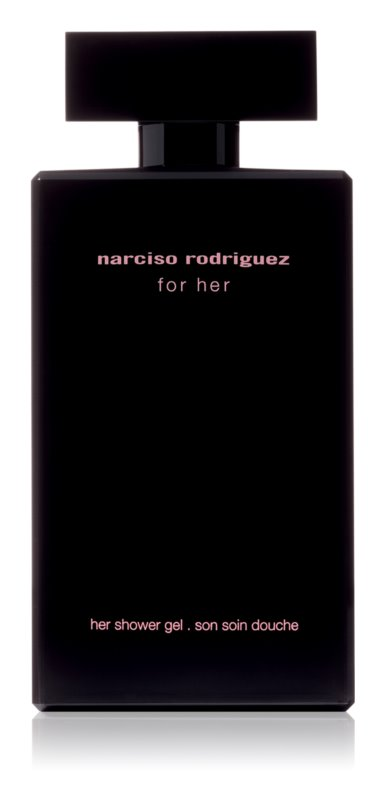 Narciso Rodriguez For Her gel doccia per donna 200 ml