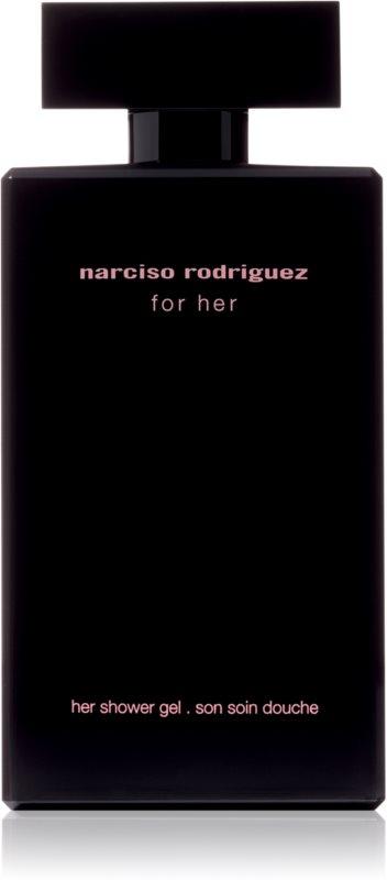 Narciso Rodriguez For Her sprchový gél pre ženy 200 ml
