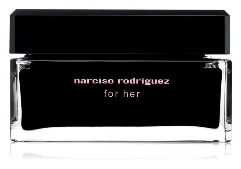 Narciso Rodriguez For Her crème corps pour femme 150 ml