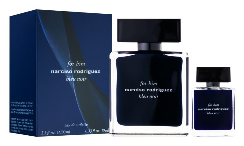 Narciso Rodriguez For Him Bleu Noir dárková sada I.