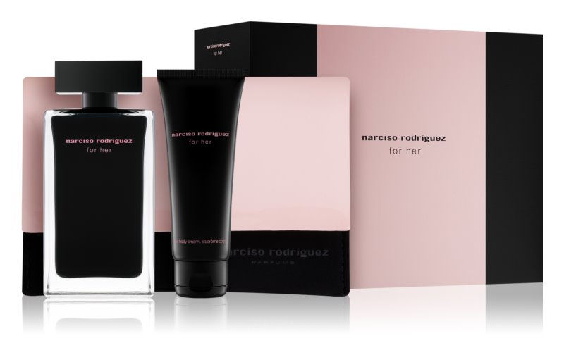 Narciso Rodriguez For Her Gift Set XVII.