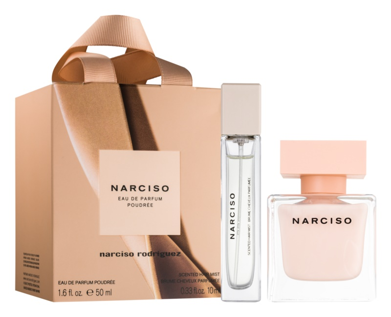 Narciso Rodriguez Narciso Poudrée Gift Set I.