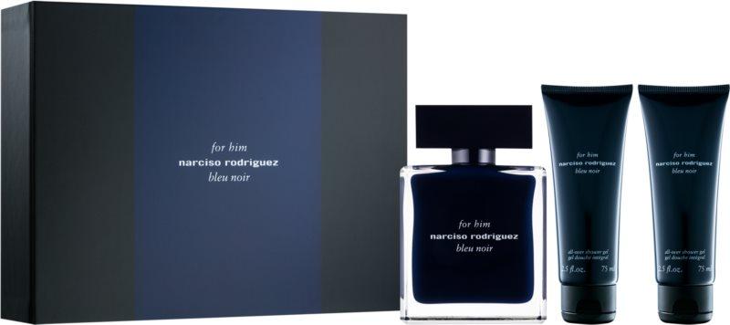 Narciso Rodriguez For Him Bleu Noir darčeková sada III.