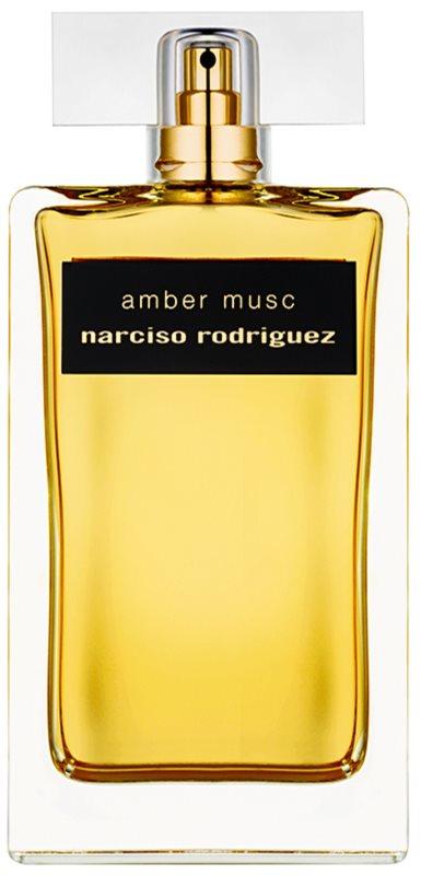 Narciso Rodriguez Amber Musc eau de parfum per donna 100 ml