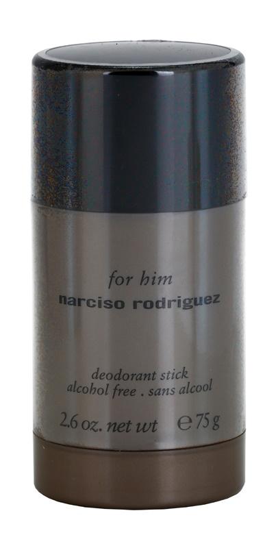 Narciso Rodriguez For Him dezodorant w sztyfcie dla mężczyzn 75 g