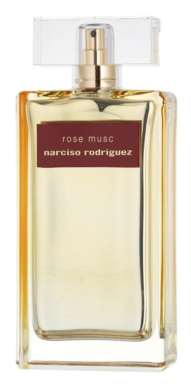 Narciso Rodriguez Rose Musc eau de parfum pentru femei 100 ml