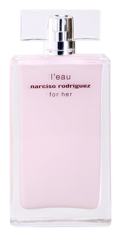 Narciso Rodriguez L´Eau For Her toaletní voda pro ženy 100 ml