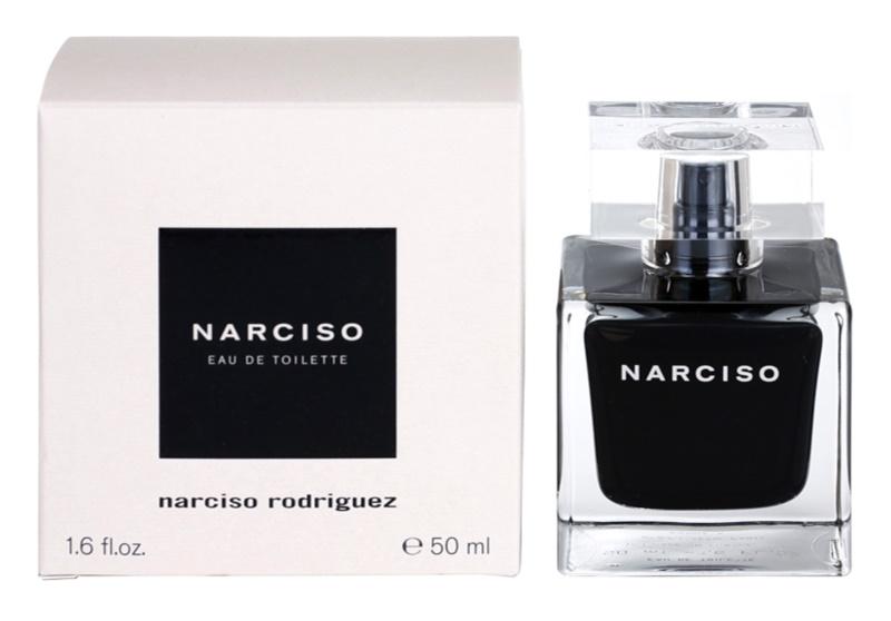 Narciso Rodriguez Narciso eau de toilette pour femme 50 ml