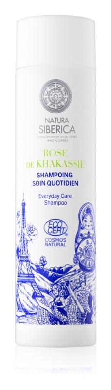 Natura Siberica Mon Amour šampón pre každodenné umývanie vlasov