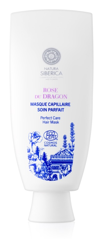 Natura Siberica Mon Amour ošetrujúca maska na vlasy