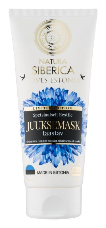Natura Siberica Loves Estonia obnovitvena maska za poškodovane lase