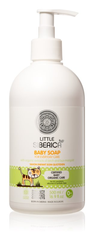 Natura Siberica Little Siberica Hand Soap for Kids