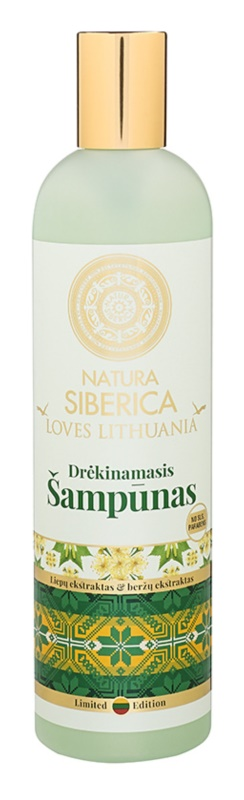 Natura Siberica Loves Lithuania hydratačný šampón