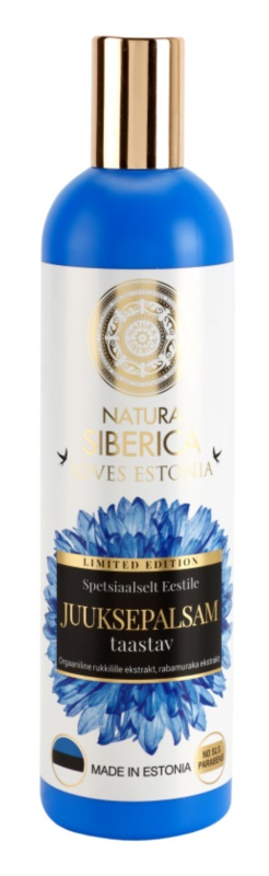 Natura Siberica Loves Estonia erneuernder Conditioner für das Haar