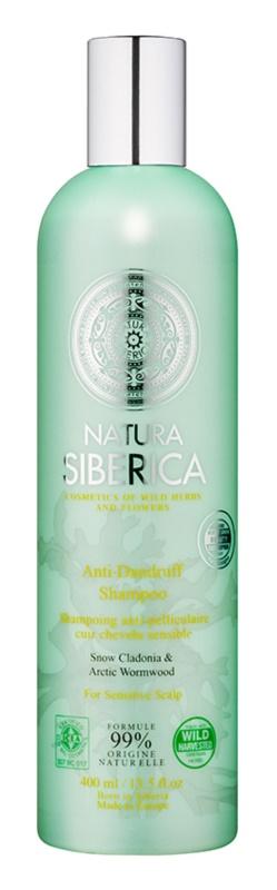 Natura Siberica Natural & Organic šampon proti prhljaju za občutljivo lasišče