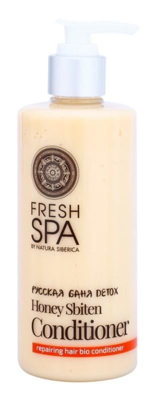 Natura Siberica Fresh Spa Bania Detox megújító természetes kondicionáló