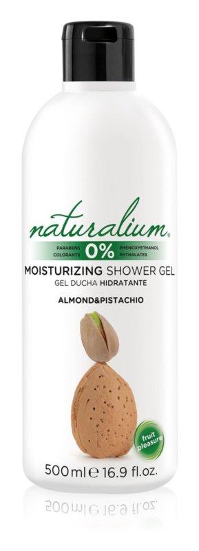Naturalium Nuts Almond and Pistachio hydratačný sprchový gél