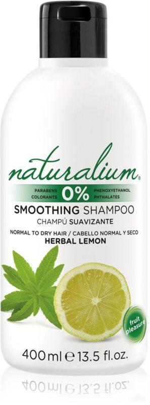Naturalium Fruit Pleasure Herbal Lemon gladilni šampon