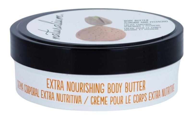 Naturalium Nuts Almond and Pistachio výživné telové maslo