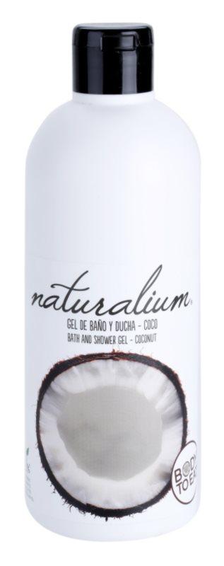 Naturalium Fruit Pleasure Coconut Nourishing Shower Gel
