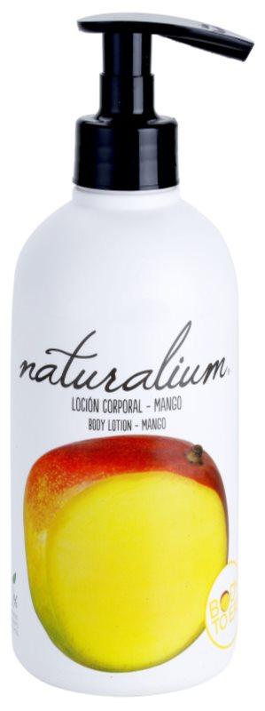 Naturalium Fruit Pleasure Mango lotiune de corp hranitoare
