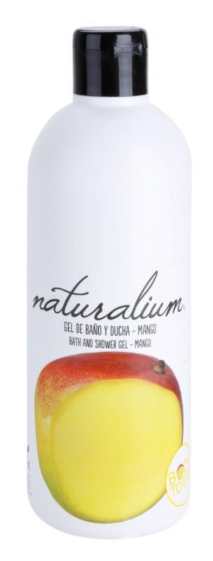 Naturalium Fruit Pleasure Mango gel de banho nutritivo