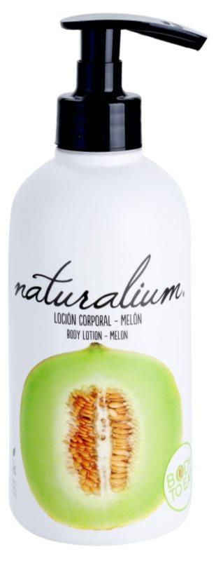 Naturalium Fruit Pleasure Melon leite corporal nutritivo