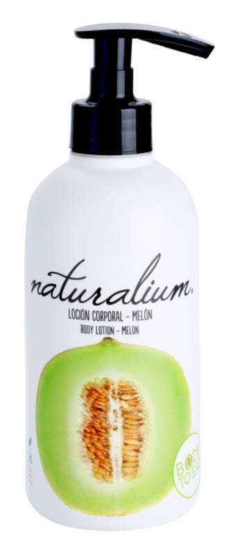 Naturalium Fruit Pleasure Melon výživné telové mlieko