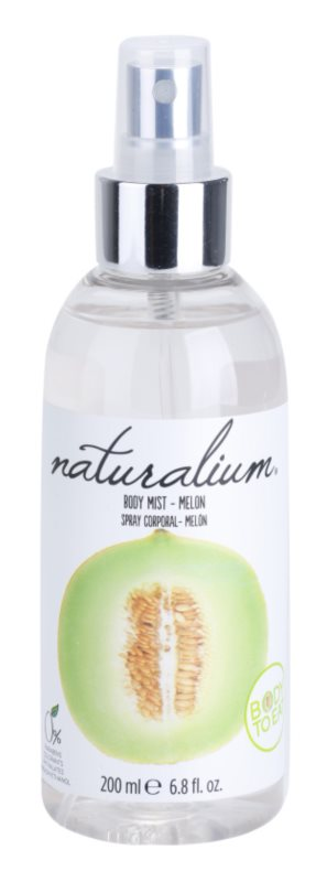Naturalium Fruit Pleasure Melon spray de corp racoritor
