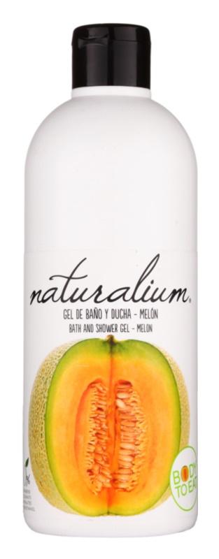 Naturalium Fruit Pleasure Melon Nourishing Shower Gel