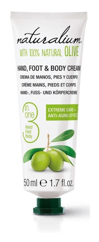 Naturalium Olive crema de corp