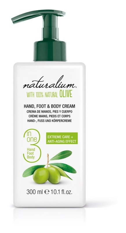 Naturalium Olive crema corporal