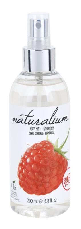 Naturalium Fruit Pleasure Raspberry Refreshing Body Spray