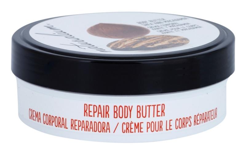Naturalium Nuts Shea and Macadamia regenerační tělové máslo