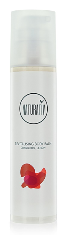 Naturativ Body Care Revitalising Moisturising Body Balm For Skin Tightening